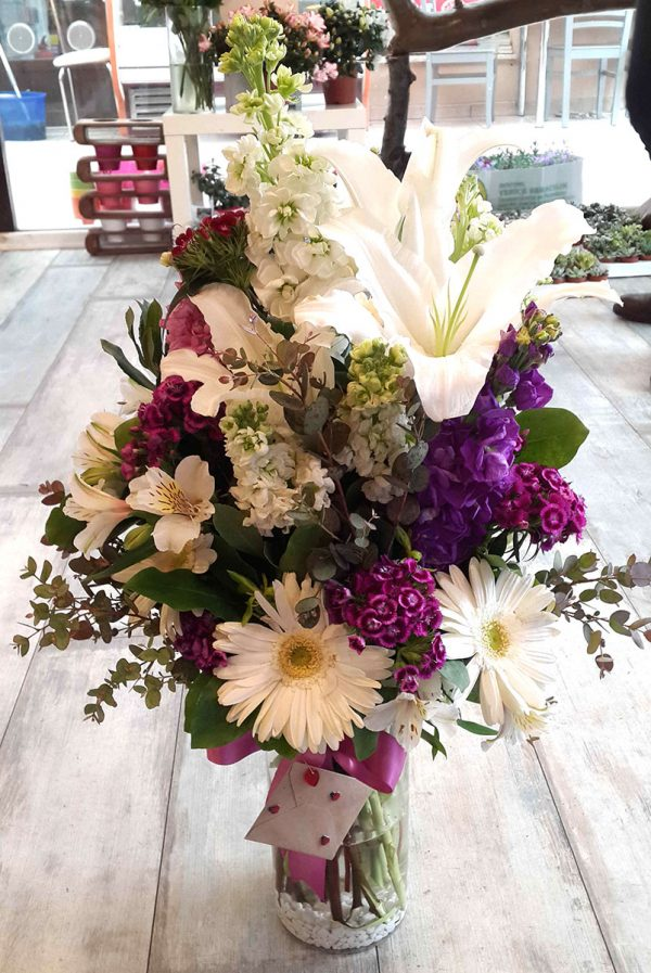 Renk Cümbüşü Çiçekler