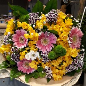 Frezya Çiçek Buketi