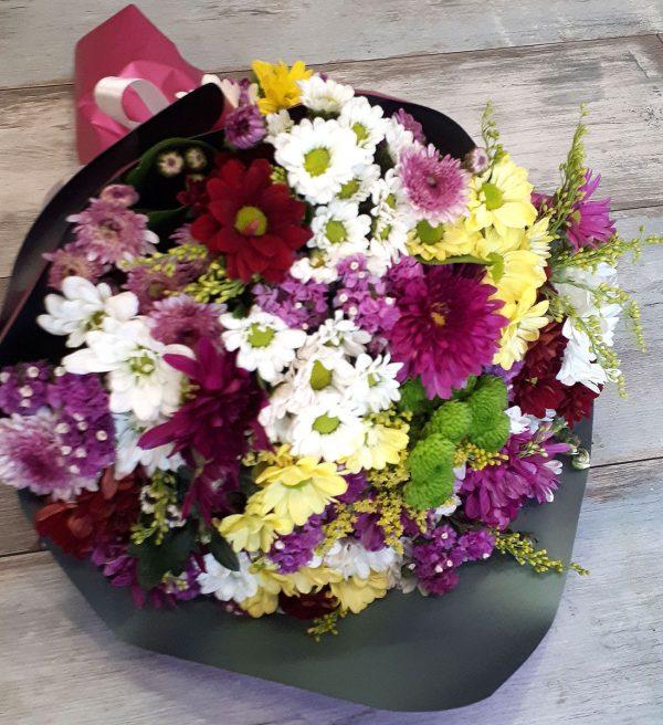 Mevsim Renkleri Çiçekleri