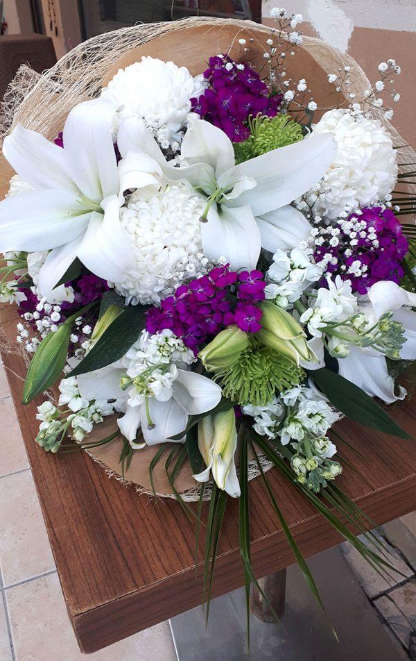 Şebboylu Karışık Çiçekler