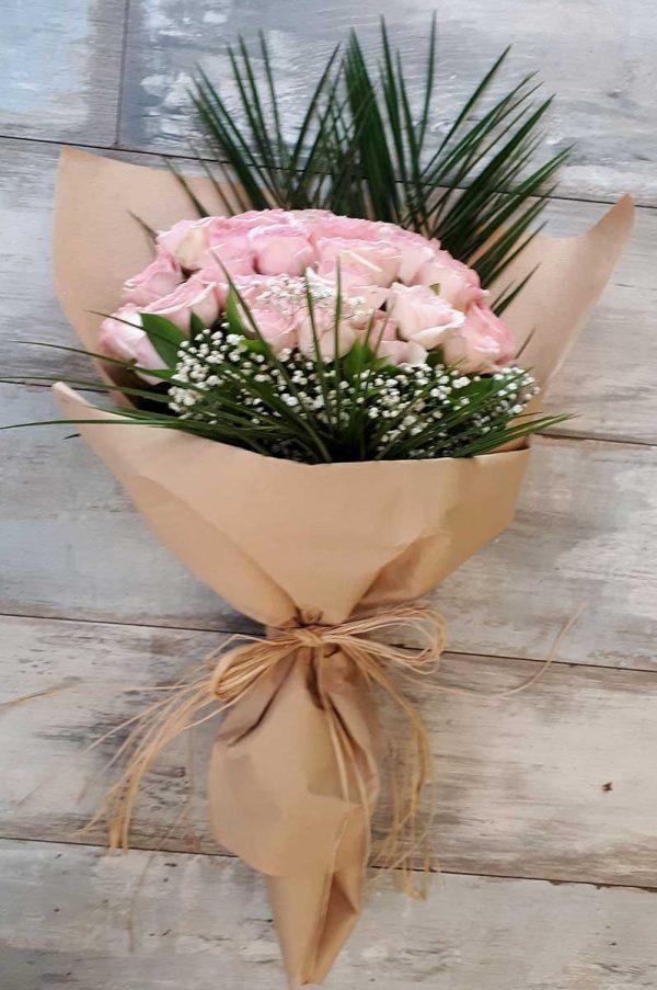 Pembe Gül Çiçek