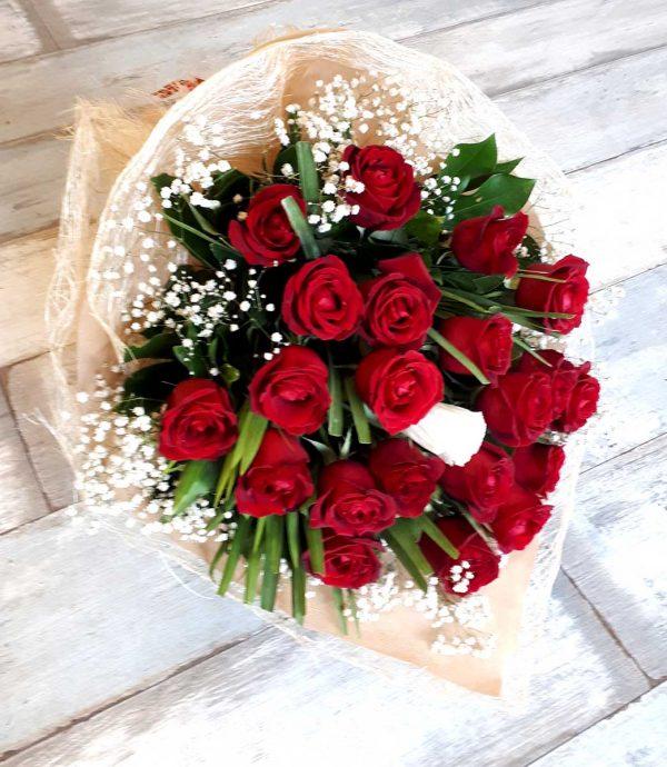 Kırmızı Tutku Çiçek