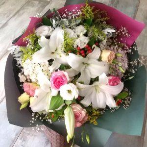 Özel Buket Çiçekleri