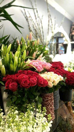 Açelya Çiçek - Çiçek - Çikolata - Tasarım Çiçek